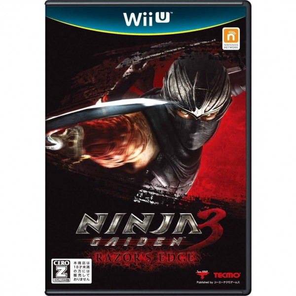 Ninja Gaiden 3: Razor's Edge (gebraucht)