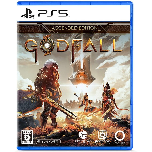 GODFALL [ASCENDED EDITION]