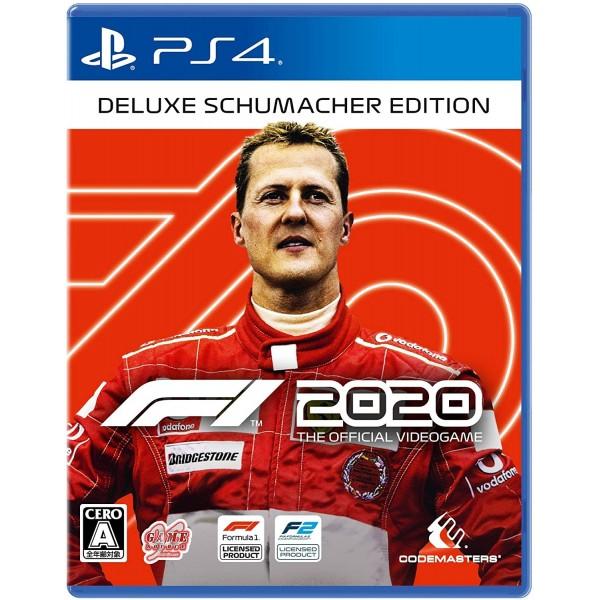 F1 2020 [DELUXE SCHUMACHER EDITION]