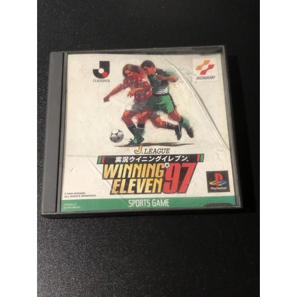 J League Jikkyo WINNING ELEVEN 97