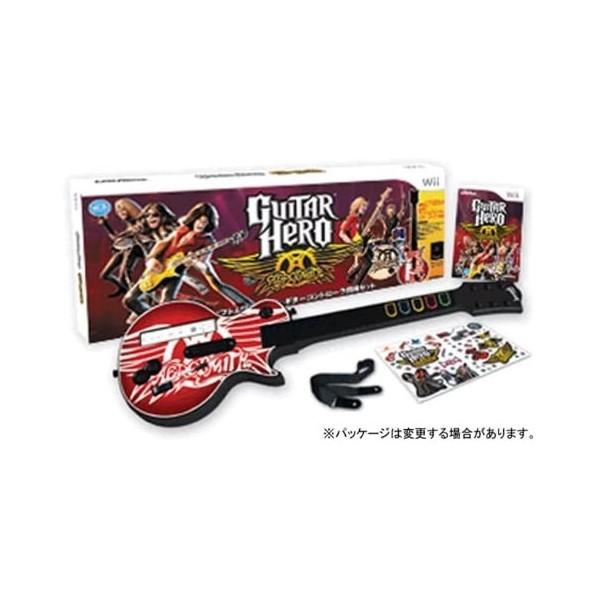 Guitar Hero: Aerosmith Bundle Wii