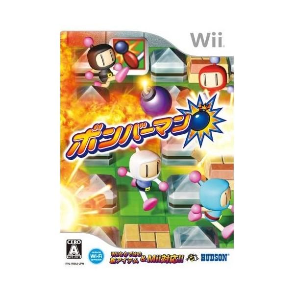 Bomberman Wii