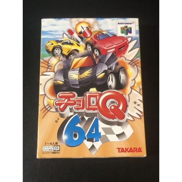 CHORO Q 64 Nintendo 64
