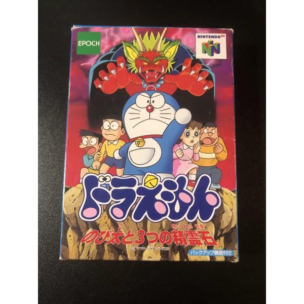 Doraemon: Nobita to 3-tsu no Seirei Ishi Nintendo 64