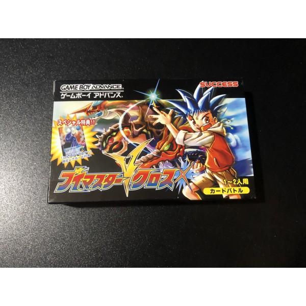 V Master Cross Game Boy Advance GBA