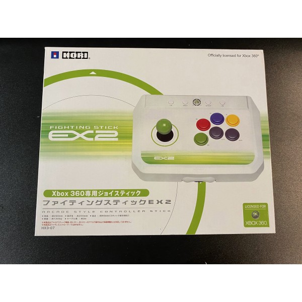Hori Fighting Stick EX2 XBOX 360 NEU