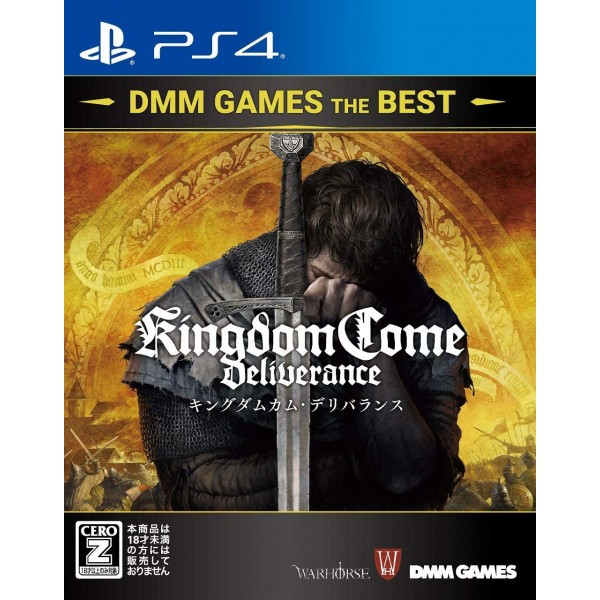 Kingdom Come: Deliverance [DMM Games The Best] PS4