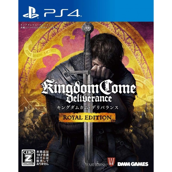 Kingdom Come: Deliverance [Royal Edition] PS4