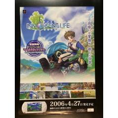Innocent Life PSP Videogame Promo Poster