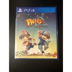 PANG ADVENTURES (CHINESE & ENGLISH SUBS) PS4