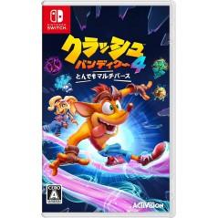 Crash Bandicoot 4: It's About Time (English) Switch