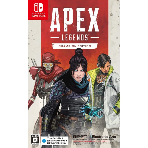 Apex Legends [Champion Edition] Switch