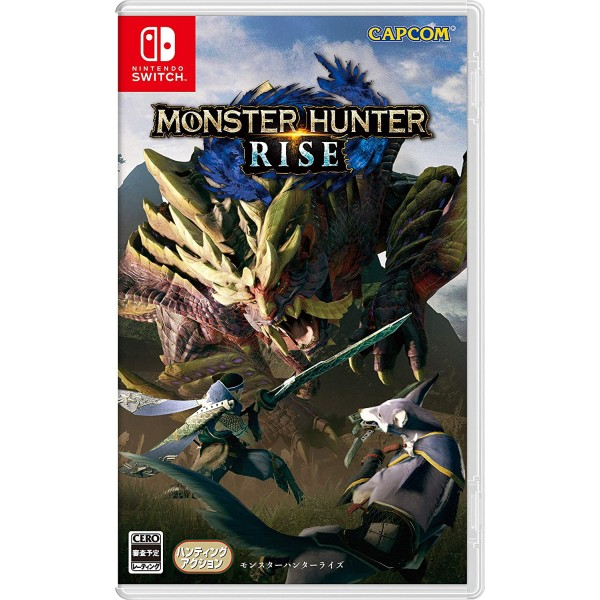 Monster Hunter Rise (Multi-Language) Switch