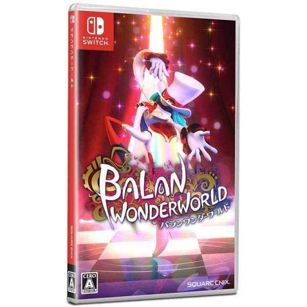 Balan Wonderworld (Multi-Language) Switch