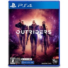 Outriders (English) PS4