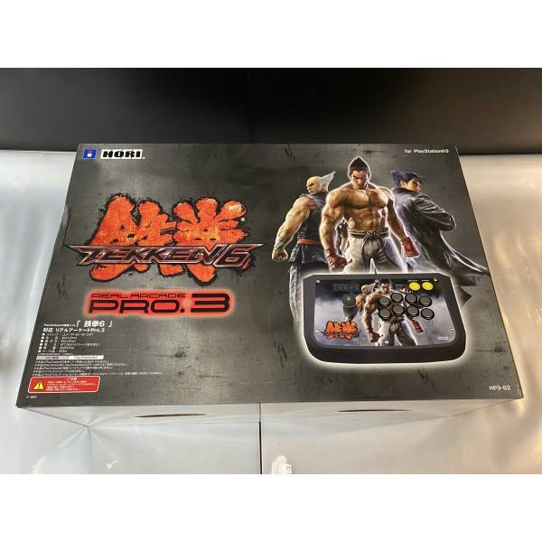 HORI Real Arcade Pro Stick 3 (Tekken 6 Design)