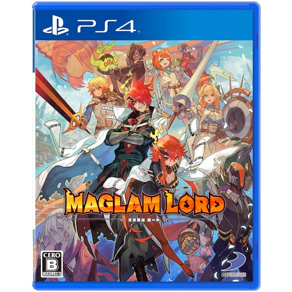 Maglam Lord (pre-owned) PS4