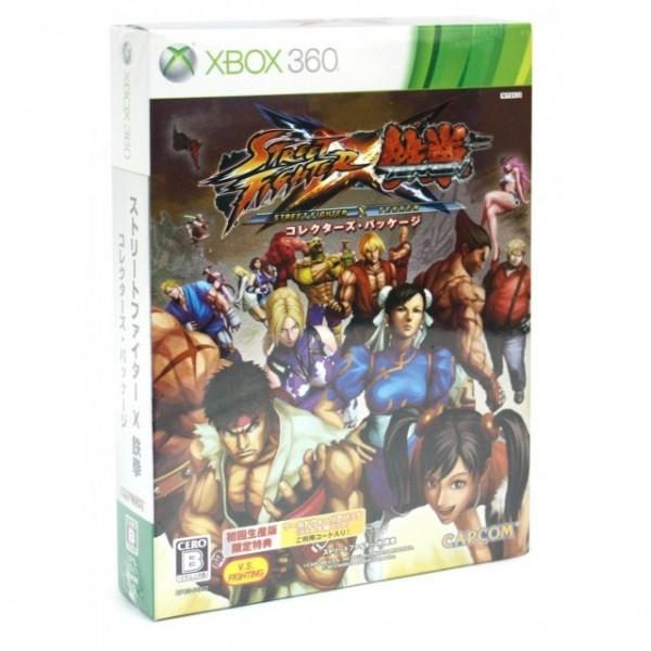 Street Fighter X Tekken [Collector's Package]