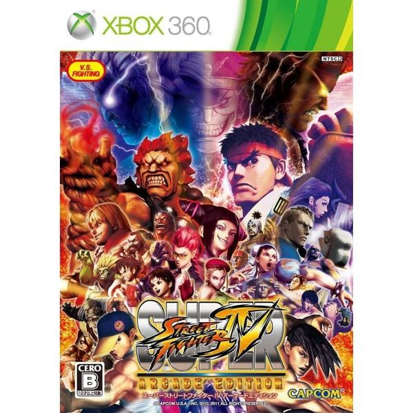 Super Street Fighter IV: Arcade Edition (Platinum Collection)