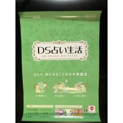 DS Uranai Seikatsu DS Videogame Promo Poster