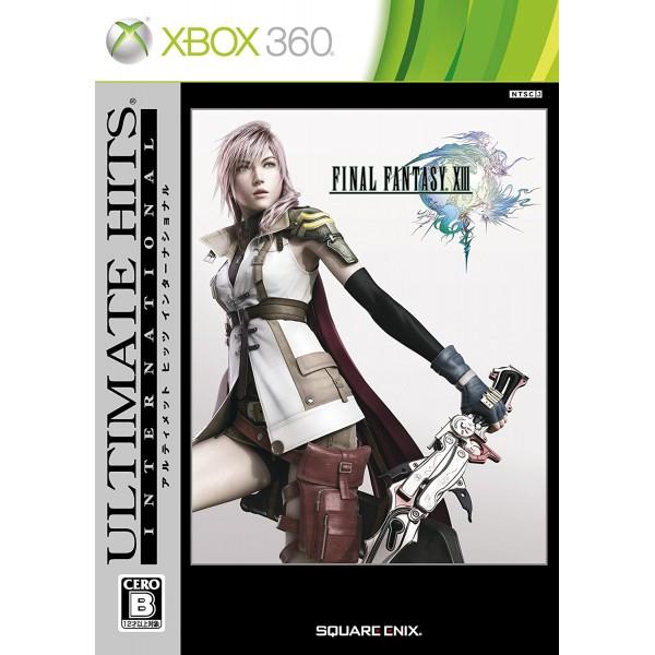 Final Fantasy XIII International (Ultimate Hits) XBOX 360