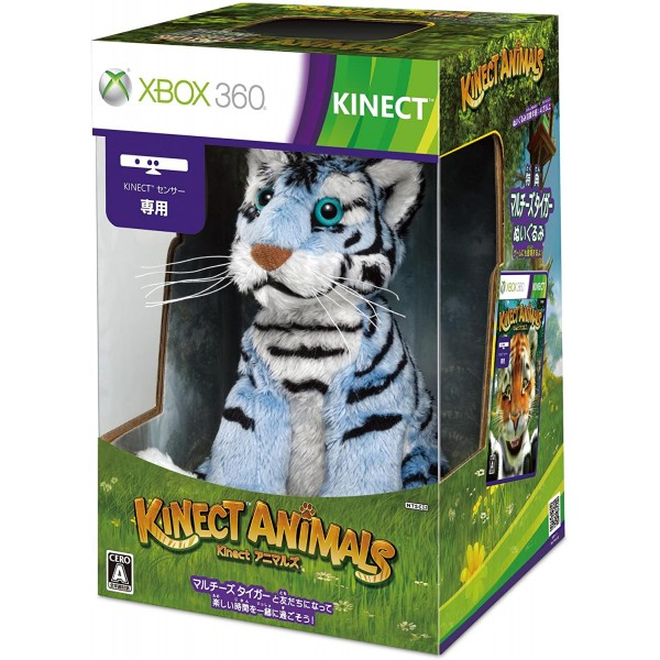 Kinect Animals [First Print Limited Edition] XBOX 360
