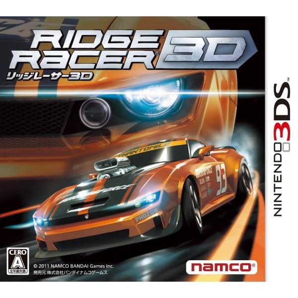 Ridge Racer 3D (pre-owned)