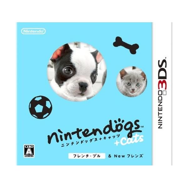 Nintendogs + Cats: French Bulldog & New Friends (gebraucht)