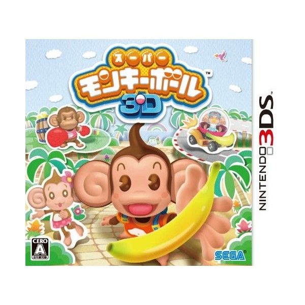 Super Monkey Ball 3D (pre-owned)