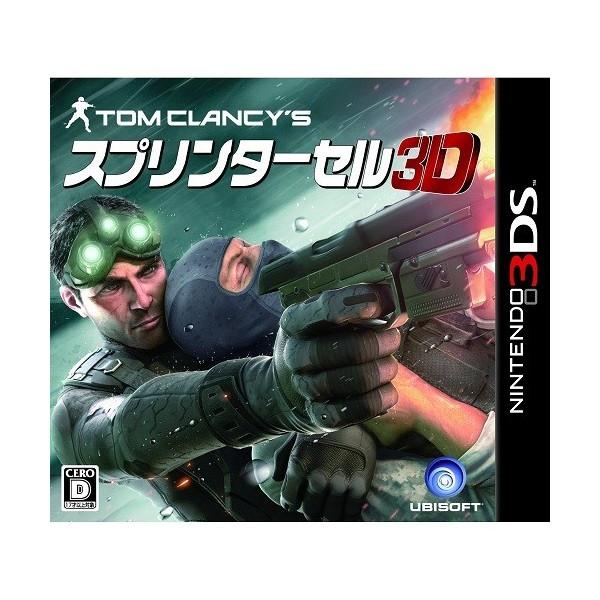 Tom Clancy's Splinter Cell 3D (pre-owned)