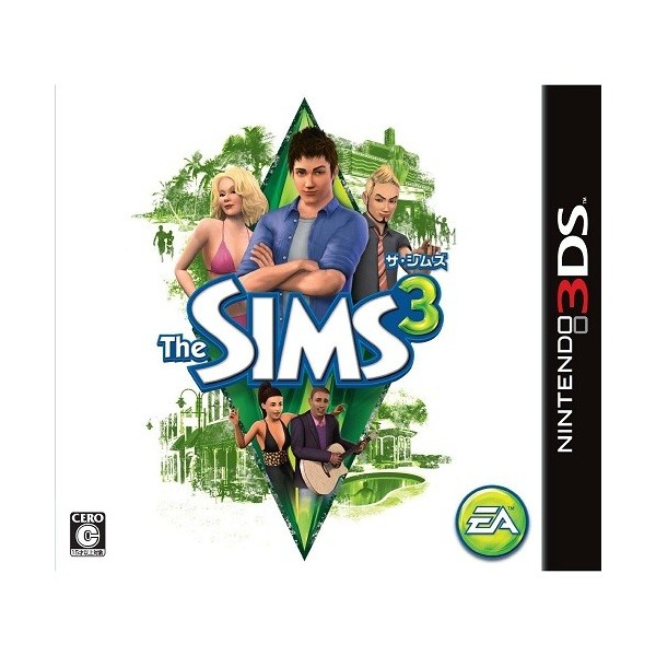 The Sims 3 (pre-owned)