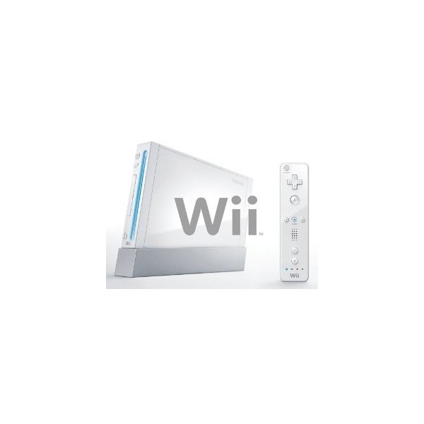 Nintendo Wii (for Japanese games only) (White) pre-owned