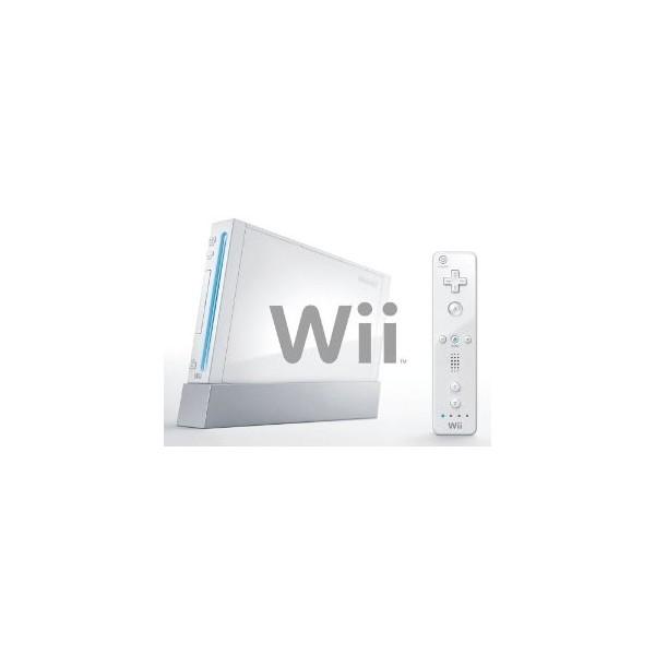 Nintendo Wii (nur für japanische Spiele ) (Weiss) gebraucht