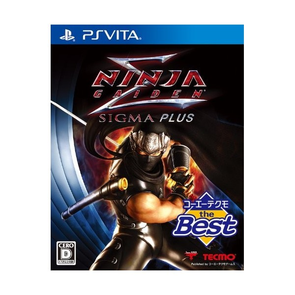 Ninja Gaiden Sigma Plus (Koei the Best)