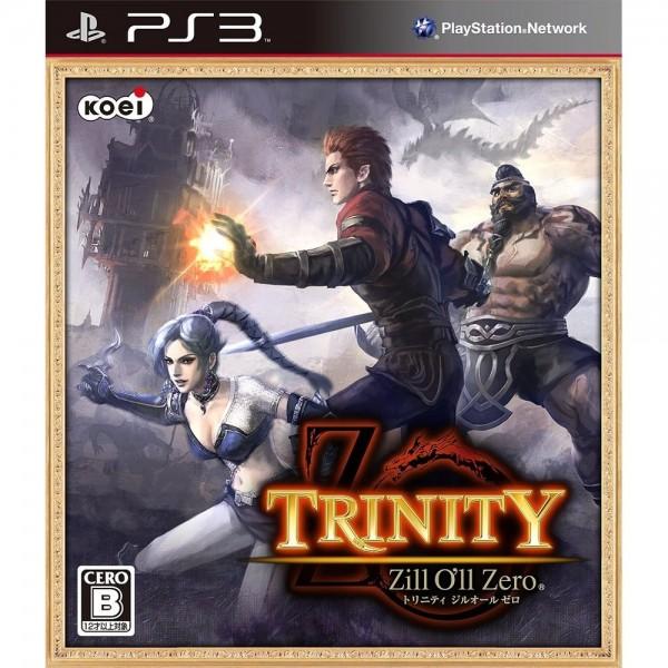 Trinity: Zill'Oll Zero