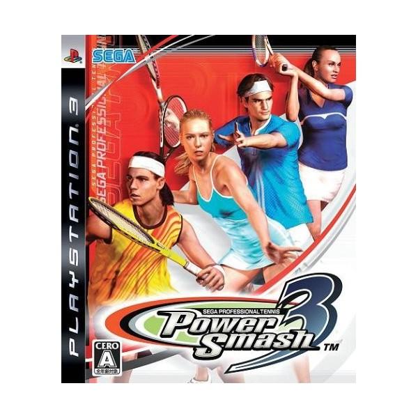 Power Smash 3 / Virtua Tennis 3
