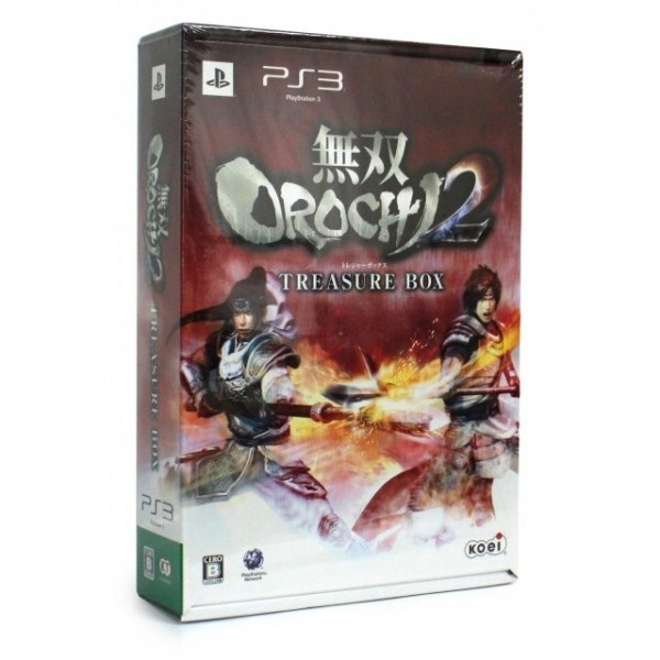 Musou Orochi 2 [Treasure Box]