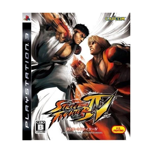 Street Fighter lV  with Bonus Animation DVD