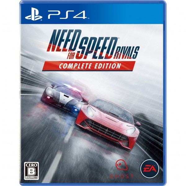 Need for Speed Rivals [Complete Edition]