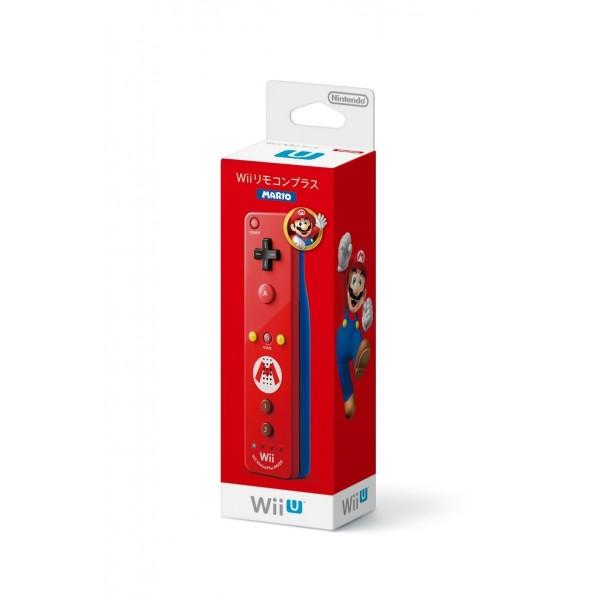 WII REMOTE CONTROL PLUS (MARIO) für Wii & Wii U
