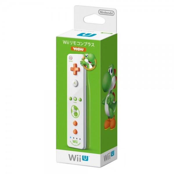 WII REMOTE CONTROL PLUS (YOSHI) für Wii & Wii U