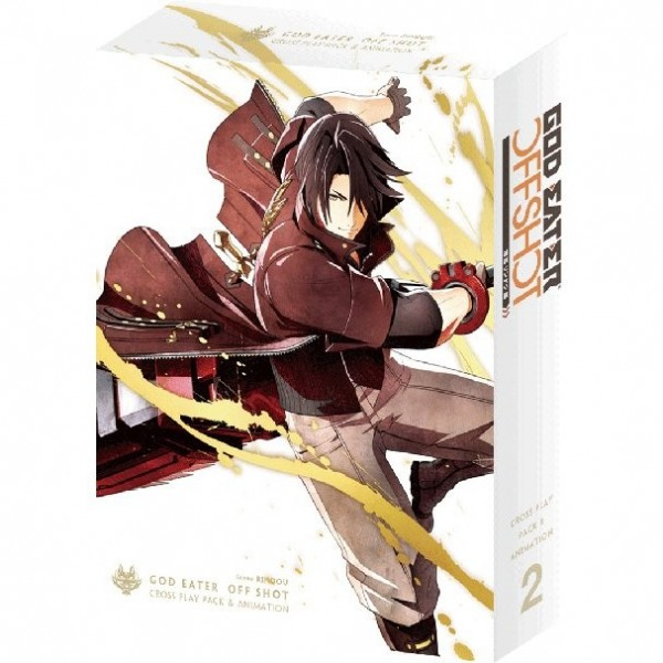 GOD EATER OFF SHOT [TWIN PACK VOL.2]