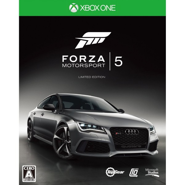 Forza Motorsport 5 [Limited Edition]