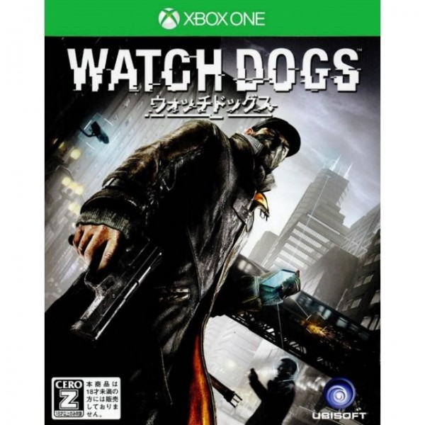 Watch Dogs [First-Press Limited Edition]