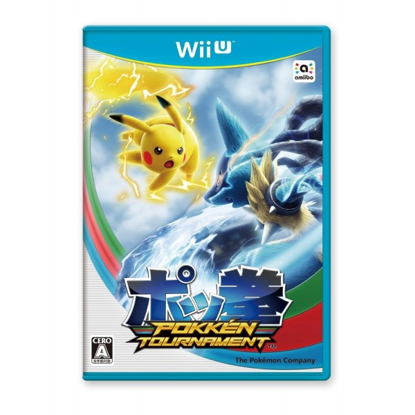 POKKEN TOURNAMENT